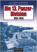 Cover-Bild zu Die 13. Panzer-Division 1935 - 1945