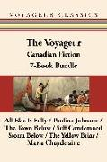 Cover-Bild zu eBook The Voyageur Classic Canadian Fiction 7-Book Bundle