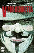Cover-Bild zu Moore, Alan: V for Vendetta