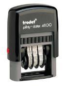 Cover-Bild zu TRODAT® Printy(TM) selbstfärbender Datumstempel, 3 mm deutsch