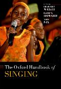 Cover-Bild zu eBook The Oxford Handbook of Singing