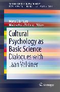 Cover-Bild zu eBook Cultural Psychology as Basic Science