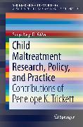 Cover-Bild zu eBook Child Maltreatment Research, Policy, and Practice