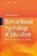 Cover-Bild zu eBook Transactional Psychology of Education