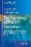 Cover-Bild zu eBook The Psychology of Peace Promotion