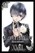 Cover-Bild zu Yana Toboso: Black Butler, Vol. 18