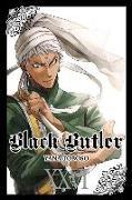 Cover-Bild zu Yana Toboso: Black Butler, Vol. 26