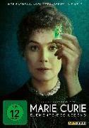 Cover-Bild zu Satrapi, Marjane (Prod.): Marie Curie - Elemente des Lebens