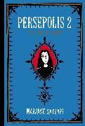Cover-Bild zu Satrapi, Marjane: Persepolis 2: The Story of a Return