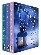 Cover-Bild zu The Chief Inspector Gamache Series, Books 1-3 (eBook) von Penny, Louise