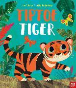 Cover-Bild zu Clarke, Jane: Tiptoe Tiger