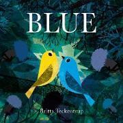 Cover-Bild zu Teckentrup, Britta: Blue (eBook)