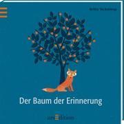 Cover-Bild zu Teckentrup, Britta: Der Baum der Erinnerung