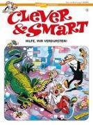 Cover-Bild zu Ibáñez, Francisco: Clever und Smart 5: Hilfe, wir verdursten!