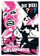 Cover-Bild zu Tauber, Christopher: Die drei ??? Der Goldene Salamander (drei Fragezeichen) (eBook)
