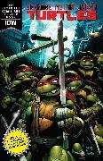 Cover-Bild zu Eastman, Kevin: Teenage Mutant Ninja Turtles: The Ultimate Comic Art Poster Book