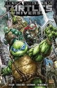Cover-Bild zu Eastman, Kevin: Teenage Mutant Ninja Turtles Universe, Vol. 1: The War to Come