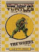 Cover-Bild zu Eastman, Kevin: Teenage Mutant Ninja Turtles: The Works Volume 4