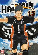 Cover-Bild zu Furudate, Haruichi: Haikyu!! 13