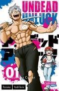 Cover-Bild zu Tozuka, Yoshifumi: Undead Unluck 1