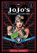 Cover-Bild zu Hirohiko Araki: JoJo's Bizarre Adventure Part 2: Battle Tendency Volume 1