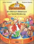 Cover-Bild zu Volmert, Julia: Clown Kallis fröhlicher Sprachzirkus