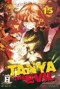 Cover-Bild zu Tojo, Chika: Tanya the Evil 15