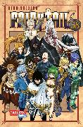 Cover-Bild zu Mashima, Hiro: Fairy Tail 58