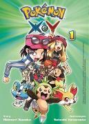 Cover-Bild zu Kusaka, Hidenori: Pokémon X und Y