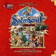 Cover-Bild zu Brezina, Thomas: Sagenschiff: Die erste Reise zu Drachen & Ungeheuern (Audio Download)