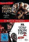 Cover-Bild zu Cary-Hiroyuki Tagawa (Schausp.): The Man with the Iron Fists 1 & 2