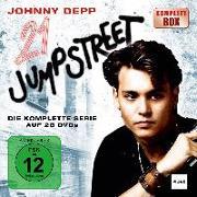 Cover-Bild zu Johnny Depp (Schausp.): 21 Jump Street - Die komplette Serie - Box