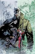 Cover-Bild zu Loeb, Jeph: Batman: The Hush Saga Omnibus