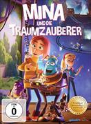 Cover-Bild zu Kim Hagen Jensen (Reg.): Mina und die Traumzauberer - D-CH
