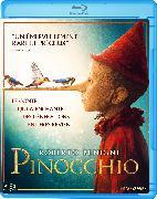Cover-Bild zu Matteo Garrone (Reg.): Pinocchio F BR