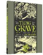 Cover-Bild zu Joe Orlando: The Thing From The Grave And Other Stories
