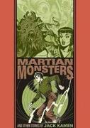 Cover-Bild zu Jack Kamen: The Martian Monster And Other Stories