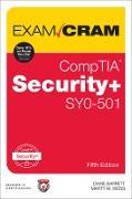 Cover-Bild zu Barrett, Diane: CompTIA Security+ SY0-501 Exam Cram (eBook)