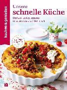 Cover-Bild zu eBook K&G - Unsere schnelle Küche