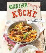 Cover-Bild zu eBook Ruckzuck Küche