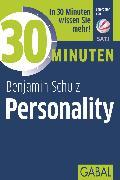 Cover-Bild zu eBook 30 Minuten Personality