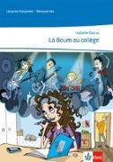 Cover-Bild zu La boum au collège von Darras, Isabelle