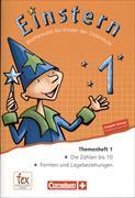 Cover-Bild zu Bauer, Roland: Einstern, Mathematik, Schweiz, Band 1, Themenheft 1