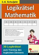Cover-Bild zu Logikrätsel Mathematik (eBook)