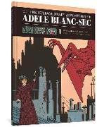 Cover-Bild zu Jacques Tardi: The Extraordinary Adventures of Adéle Blanc-Sec Vol. 1