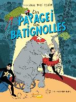 Cover-Bild zu Boujut, Michel: Der Papagei von Batignolles, Band 2: Der Entenreigen