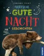 Cover-Bild zu Prinz, Johanna: Tierische Gute Nacht Geschichten