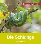 Cover-Bild zu Prinz, Johanna: Die Schlange