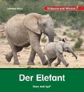 Cover-Bild zu Prinz, Johanna: Der Elefant