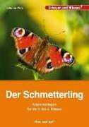 Cover-Bild zu Prinz, Johanna: Der Schmetterling - Kopiervorlagen für die 2. bis 4. Klasse